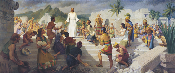 Christ Teaching 01
