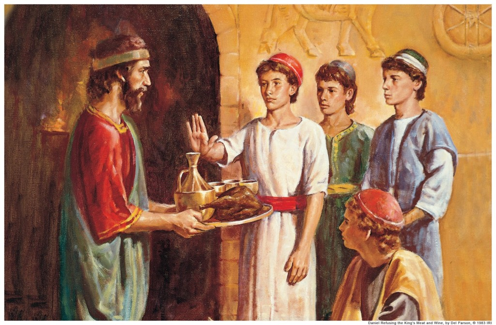 Prophet Daniel 01