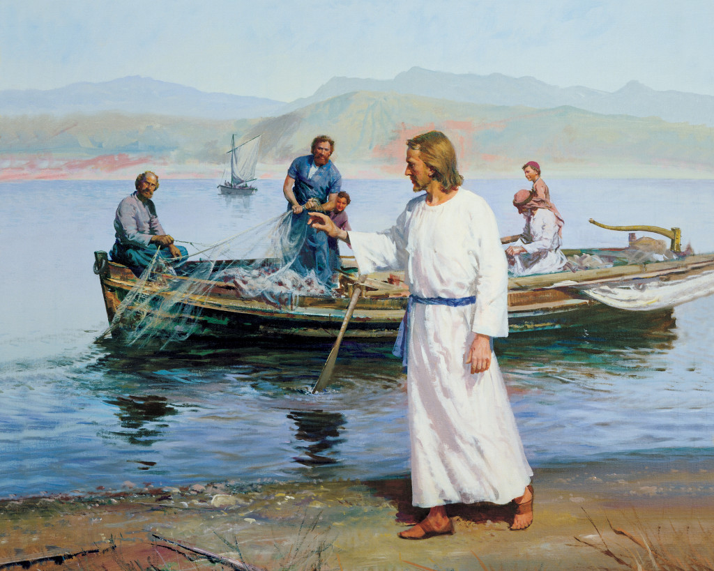 Jesus Disciples 08