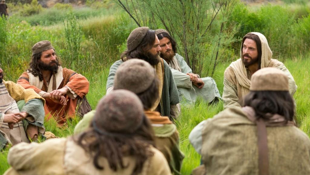 Jesus Disciples 14